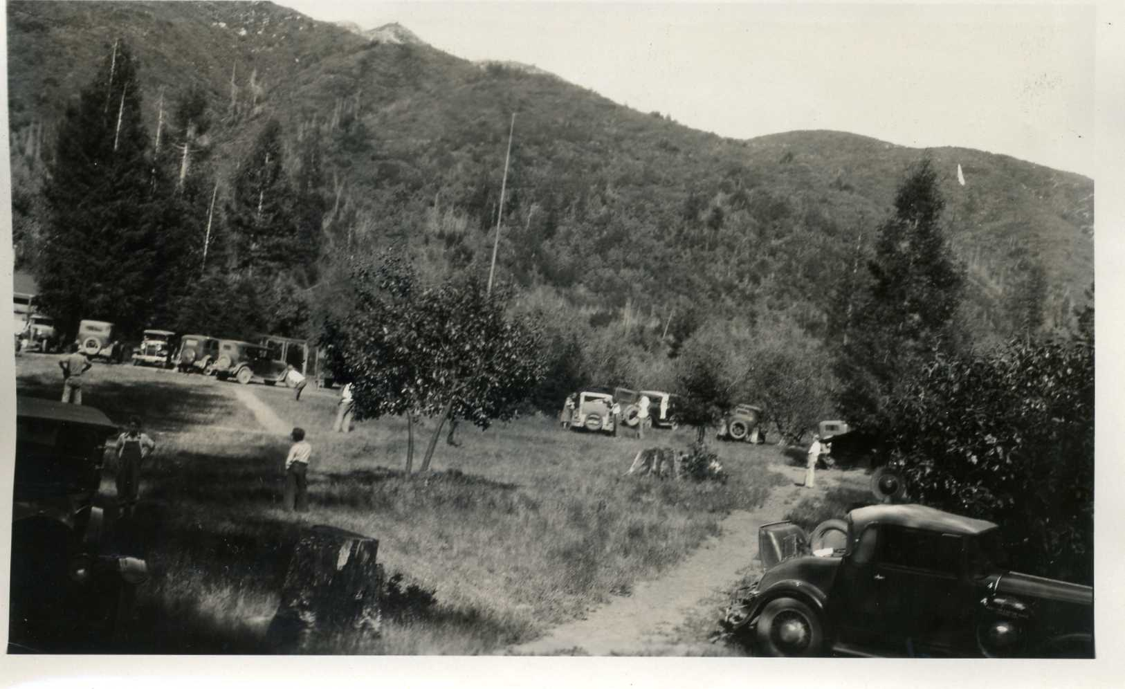 1933 Summer Camp Workday (125 Person group)